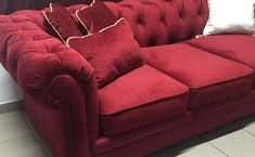 Elegant Sofa, Chesterfield, Couch, Furniture, Home Decor, Decoration Home, Room Decor, Sofas, Home Furniture