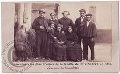 The family of St Vincent de Paul