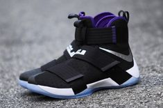 reputable site 52747 5d8bd The Nike LeBron Zoom Soldier 10 in a space jam-inspired colorway is  showcased. Stay tuned to KicksOnFire for a release date.