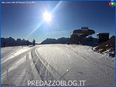 Niente neve, ma si scia benissimo sulle Dolomiti
