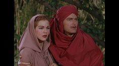 Ali Baba and the Forty Thieves - Maria Montez