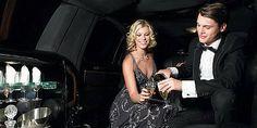 Cena in limousine a Roma su www.degustiblog.it