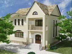 Современные фасады частных домов - YouTube
