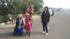 Rajasthan cycling trip guest interacting with child artist Cycling Tours, Child Artist, Rural India, Artists For Kids, India Travel, Powerful Women, People, Bike Rides, People Illustration