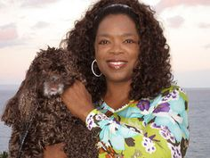 "For 14 years, Solomon stood by Oprah's side, traveled the world and became a bit of a celebrity in his own right..""For me, Solomon was pure, unconditional love. He was our family, and as we said goodbye one last teary time, I knew that not only have I loved him every day of his 14-year life, but I'm a better person because he loved me back,"" Oprah says."