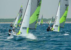 RS Feva the italian sailors @WorldChampionship 2013
