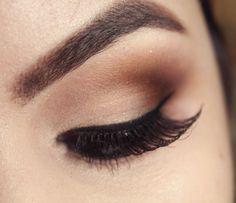 Bruna Tavares Olho maquiagem Leandra Leal na novela Império