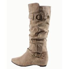 cbfeaa7b2f8 Blossom by Beston Women s  Amar-34  Knee High Boots Shoes Outlet