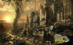 Cleveland Dystopian World