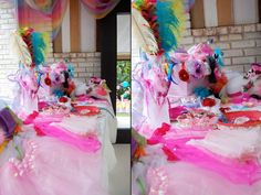 I want to throw and Alice in Wonderland themed birthday party.