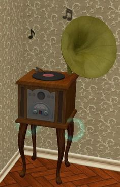 This is The Sims 3 Store Retronic Lectronic by Phototronic Standing radio for The Sims It functions just a regular radio does in every wa.
