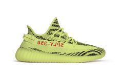 "The YEEZY BOOST 350 V2 ""Semi Frozen Yellow"" Receives a Release Date"