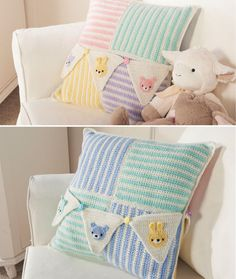 Royal Welcome Baby Pillow