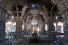 Thiruvanaikaval temple, Thiruchipalli, Tamil Nadu