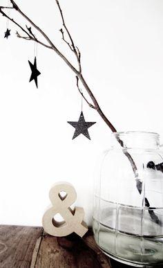 Esperluette , bocaux étoiles