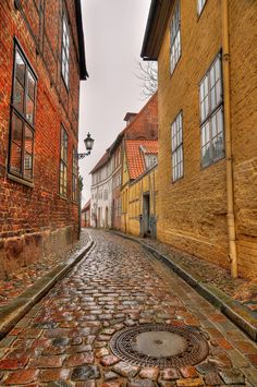 Little-street, German by Dirk