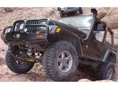 ARB Safari Snorkel for 91-95 Jeep® Wrangler YJ with Fuel Injection    $422.99