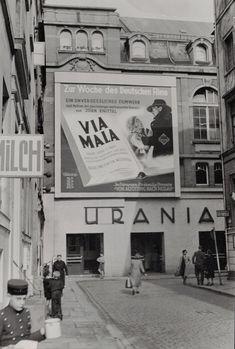 Urania Kino Hamburg. Fotograf: John Holler