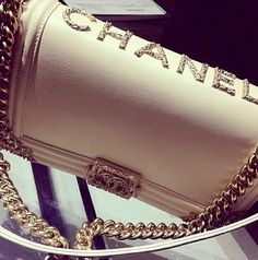 The boyfriend we can't live without! Find handpicked luxury items at www.swayy.com.au  #chanel #handbag #Luxury