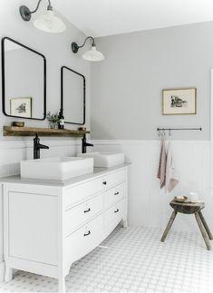 Neutral Gray Paint, Light Grey Paint Colors, Best Gray Paint Color, Paint Colors For Home, Paint Colors For Bathrooms, Light Gray Walls, Grey Bathroom Paint, Gray Color, Gray Paint For Bedroom