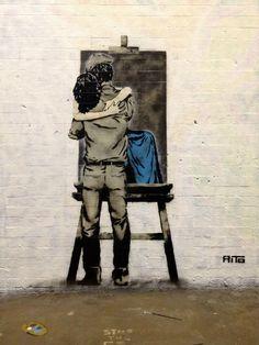 Artist : Aito #streetart
