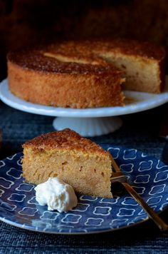 Orange Olive Oil Cake, Lemon Olive Oil Cake, Baking Recipes, Cake Recipes, Dessert Recipes, Brownie Recipes, Graham Crackers, Köstliche Desserts, Delicious Desserts