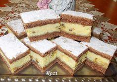 Rozi Erdélyi konyhája: Ordás sütemény Turkish Recipes, Ethnic Recipes, Tiramisu, Cheesecake, Vaj, Food, Baking, Cheesecakes, Essen