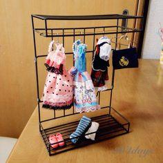 100均材料でリカちゃんのクローゼットを作る Doll Closet, Doll Toys, Wardrobe Rack, Kids Toys, Diy And Crafts, Cute, Handmade, Furniture, Home Decor