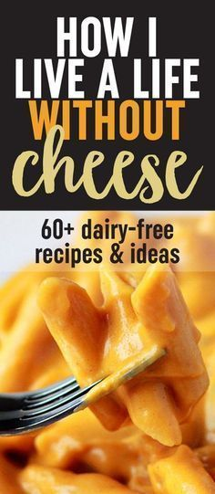 How I Live a Life Without Cheese. Thoughts, ideas, and recipes for a dairy-free diet. lactose free diet How I Live a Life Without Cheese: Thoughts, Ideas, & Recipes for a Dairy-Free Diet No Dairy Recipes, Whole Food Recipes, Cooking Recipes, Healthy Recipes, Baker Recipes, Lactose Free Vegetarian Recipes, Lactose Free Foods, Lactose Free Desserts, Healthy Menu