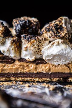 mores Brownie Bars | Recipe | Campfires, Brownies and Bar