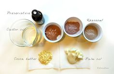 LisaLise - Natural Skin Care: How-To Soap-Free Rose & Red Clay Face Cleanser