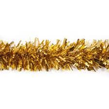 The Holiday Aisle Twist Garland Color: Orange Metallic Pre Lit Garland, Fall Leaf Garland, Crystal Garland, Berry Garland, Tinsel Garland, Pine Branch, Cozy Christmas, Christmas Trees, Holly Leaf