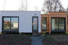 výstavní dům CORINNE 41m² - SLEVA 205.574,-   hobbytec.cz Shed, Outdoor Structures, Image, Barns, Sheds