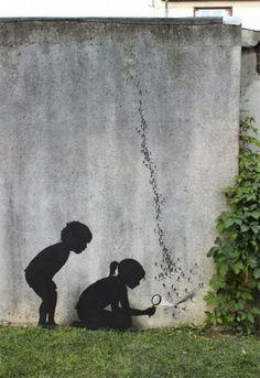 Изумително добри улични рисунки