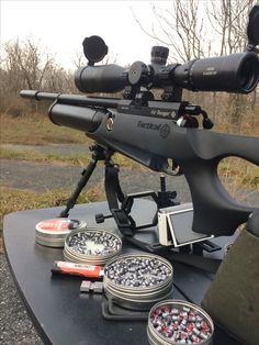 Air Rifle Hunting, Hunting Rifles, Airsoft Sniper, Airsoft Guns, Air Cannon, Rifle Targets, Battle Rifle, Tactical Equipment, Survival Weapons