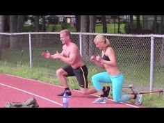 Superset Workout for Great Abs and Core