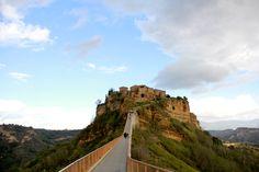 Civita di #Bagnoregio - #Tuscia #Lazio