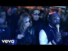 YouTube; The black eyed Peas; I just can't get enough