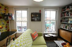 Tamasyn's Eclectic Mid-Century Flat — House Tour   Apartment Therapy