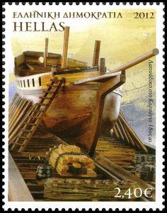 2012   Λατιναδικο στο καρναγιο 18ος αι. Ex Yougoslavie, Cloud Drawing, Stamp Collecting, Cat Art, Postage Stamps, Sailing Ships, Art Photography, Street Art, Poster