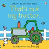 That's Not My Tractor... (Usborne Touchy-Feely Books) - http://www.kidsusbornebooks.com/touchy-feely-books/thats-not-my-tractor-usborne-touchy-feely-books/ - #TouchyFeelyBooks