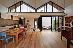 M House / A successful modification for more natural light