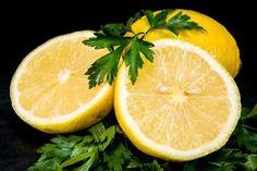 Limón y perejil