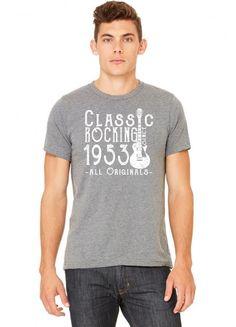 rocking since 1953 copy Tshirt