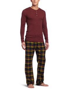 Bottoms Out Men's Sleepwear Gift Set « Clothing Impulse I want this for me...lol looks comfy