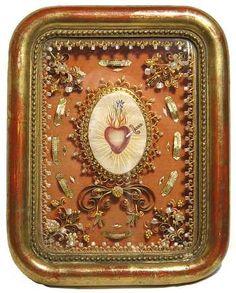 Les reliquaires à paperoles - Diocèse de Paris