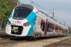 Alstom's regional train Régiolis