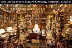 Sheridan Libraries - John Hopkins - Baltimore Maryland