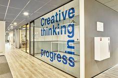 Zetacom Offices - Zoetermeer - Office Snapshots #corporateofficedecor