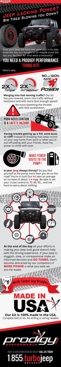 Is Your Jeep Lacking Power?